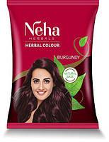 NEHA HENNA (Неха Хена) бургунд індійська фарба хна для волосся