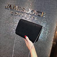 Маленькая черная сумочка с ремешком-цепочкой опт, фото 1
