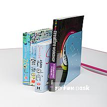 Тримач для книг SS26 Blue, фото 2