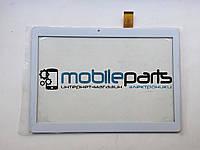 Оригинальный Сенсор (Тачскрин) для Assistant AP-115G 51pin (237х166mm) (Белый)