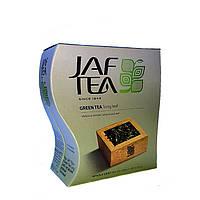 Чай зеленый китайский байховый Jaf Tea long leaf 100 г
