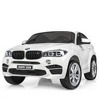 Детский электромобиль Джип «BMW» JJ2168-1 Белый