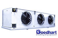 Воздухоохладители  для холодильных камер кубические, наклонные, потолочные, двухпоточные., фото 1