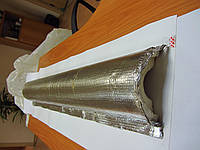 Скорлупа ППУ 114/37 с покрытием Фолгопергамин
