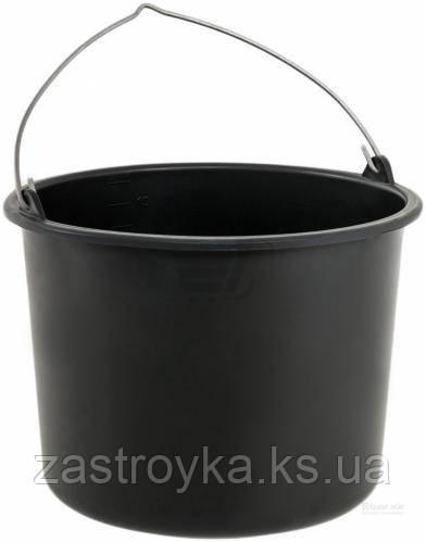 Ведро пластиковое (для смесей) Topex, 20 л