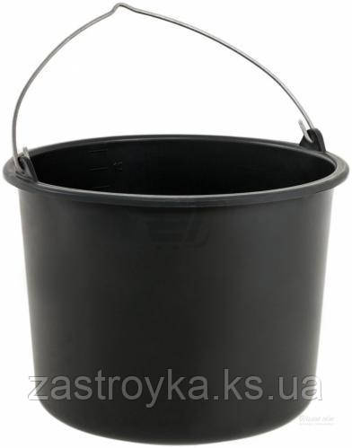 Відро пластикове (для сумішей) Topex, 20 л