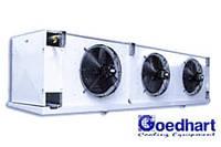 Воздухоохладители  для морозильных камер кубические, наклонные, потолочные, двухпоточные., фото 1