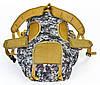 Рюкзак тактический TY-0812  65 литров пиксель, фото 6