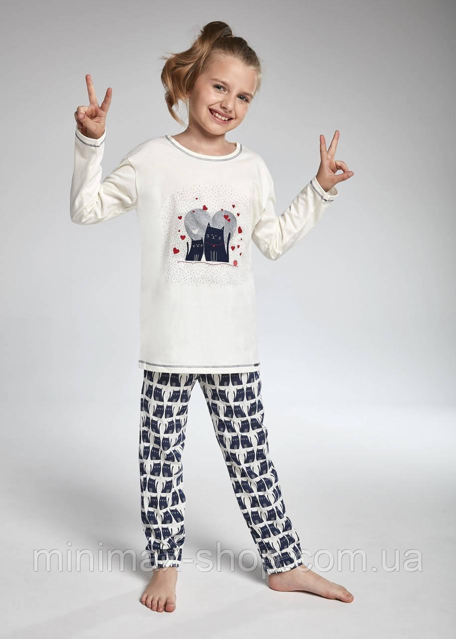 Пижама детская хлопковая TWO CATS 974/94 CORNETTE Польша 2018