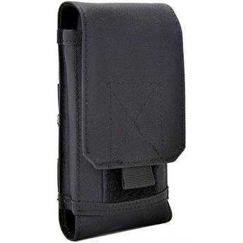 Чехол-сумка для телефона универсальный черный
