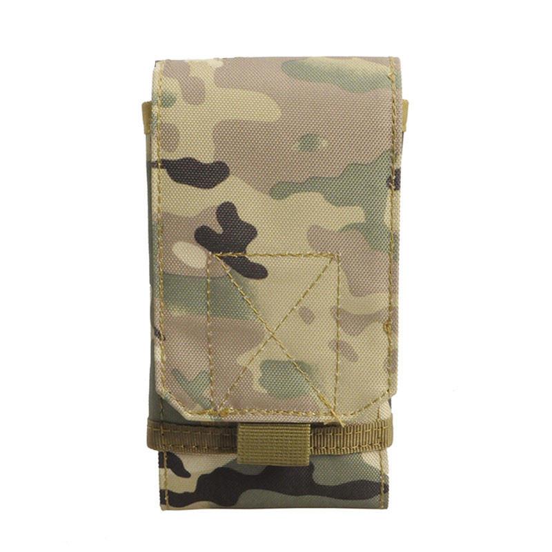 Чехол-сумка для телефона универсальный камуфляжный