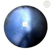 Диск плоский BELLOTA D=660 мм, h=6 мм, квадрат 70 (ДМТ), артикул 6-1905-26C70