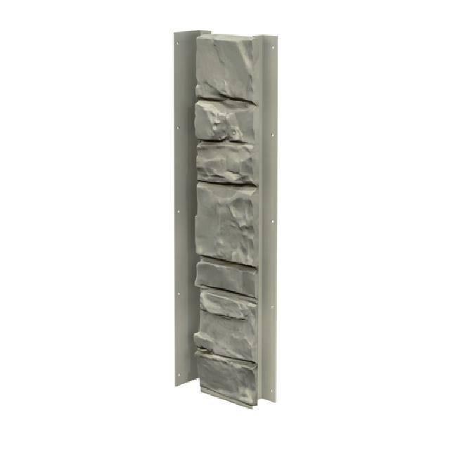 """Планка VOX """"Універсальна"""" Solid Stone LAZIO 0,42 м, фото 2"""