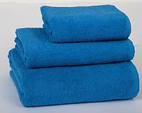 Набор махровых полотенец 40х70-10шт. LOTUS Basic синий, фото 1