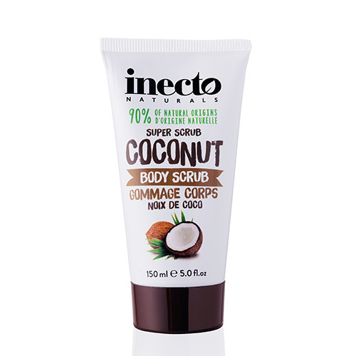 Скраб для тела разглаживающий Inecto Coconut Body Scrub  Lambre / Ламбре 150 ml