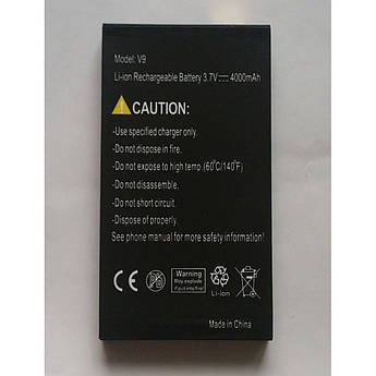 Аккумуляторная батарея DISCOVERY V9 - 4000 МАЧ