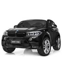 Детский электромобиль Джип «BMW» JJ2168-2 Черный