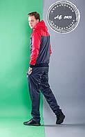 Спортивный мужской костюм батал, фото 1