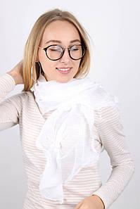 Шарф Корнелия белый