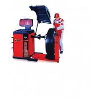 Балансировочный стенд BRIGHT CB460B для грузовых и легковых автомобилей, 380В