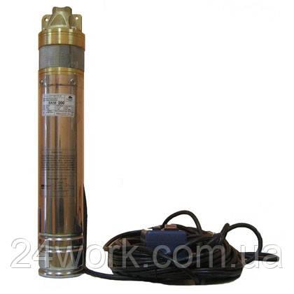 Скважинный   шнековый насос  Omhi Aqwa Pompy 3 QGD 1.2-120-0.75