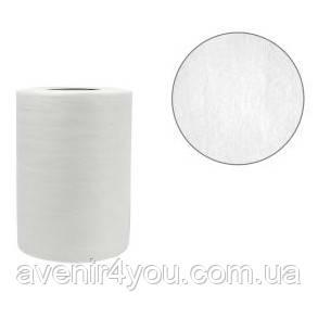 Салфетки одноразовые 10х10 см в рулоне Гладкие (100 шт) Белые