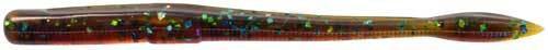 "Силикон Reins SWAMP MOVER JR 3.8"" 566 Motor Oil Red Flake 14шт"