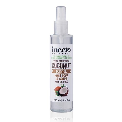 Масло для тела разглаживающее Inecto Coconut Body Oil  Lambre / Ламбре 200 ml