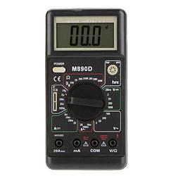 Мультиметр тестер цифровой MHZ M890D