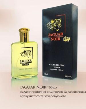 Одеколон чоловічий  Jaguar Noir   100 мл