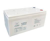 Свинцово-углеродный аккумулятор AX-Carbon-200
