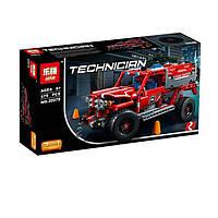 """Конструктор Lepin 20079 (реплика Lego Technic 42075 ) """"Служба быстрого реагирования"""" 575 дет, фото 1"""