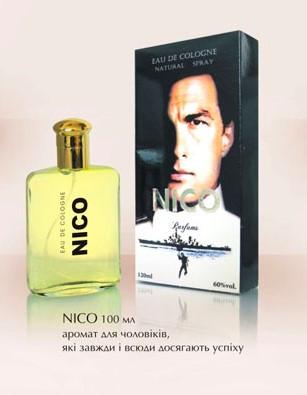Одеколон чоловічий  Nico  100 мл