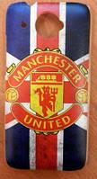 Чехол для HTC Desire 601 (Manchester United)