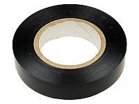 Изолента ПВХ черная 19 мм 10 м