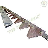 Нож (коса) жатки 6.6 м на болтах Claas, артикул 670423