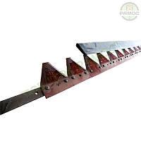 Нож (коса) жатки 6.6 м на заклепках Claas, артикул 670423