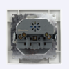 Розетка USB двойная + розетка с/з (NEW!!!) EH-5321, фото 3