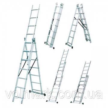 Werk LZ3207B Лестница универсальная, фото 2