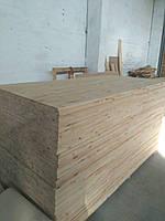 Мебельный щит СОСНА, сорт С/С,  18-20мм, цельноламельный, порезка, доставка по Украине