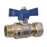 SD Шар.кран  3/4в*20 вода   SD330W2020