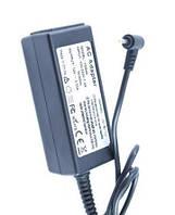 Блок питания адаптер ноутбука планшета Samsung 12В 3.33А 40Вт 2.5x0.7