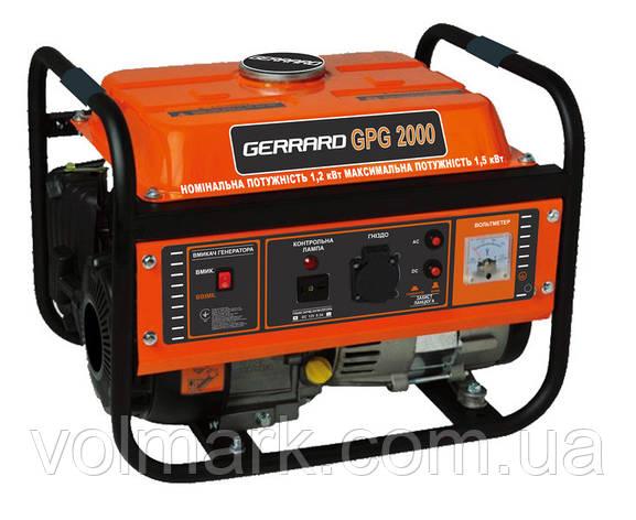 Gerrard GPG2000 Электрогенератор, фото 2