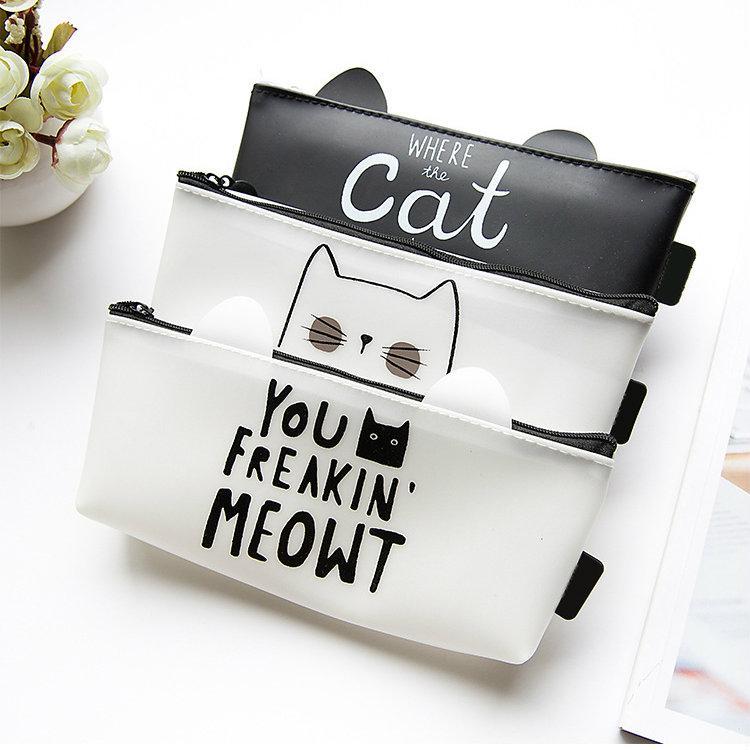 Силиконовый пенал My Cat