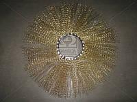 Диск щеточный металлический 120х550 (пр-во Беларусь) (ВИДЕО)