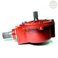Редуктор привода ножа с магнитной пробкой Claas, артикул 643656