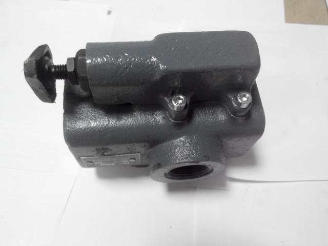 Гидроклапаны предохранительные фото 2
