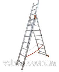 Budfix 01408 Лестница универсальная 3х8