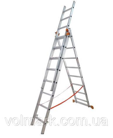 Budfix 01409 Лестница универсальная 3х9, фото 2