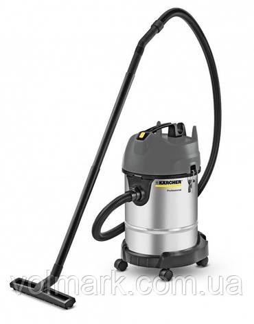 Karcher NT 30/1 Me Classic Пылесос для сухой и влажной уборки (1.428-568.0), фото 2